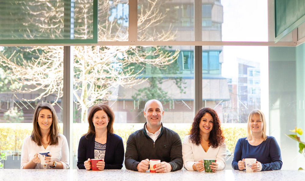 Temple Row Wealth Management Team